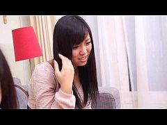 Subtitled CFNM Japanese friend watches surprise...