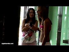 Lesbian Introduction - by Sapphic Erotica lesbian sex with Nikitta Antonia