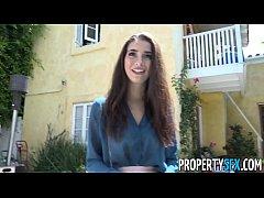 PropertySex - Spiritual homeowner fucks hot rea...