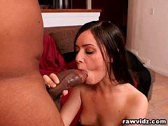 Mina Leigh First Time Having Huge Black Dick