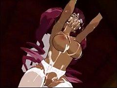 Hentai Teen Maid Ebony - 3DCG