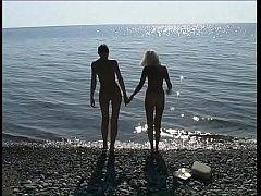 Galitsin - 019 - Nudes On The Beach (Polina &amp_ Valentina)