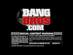BANGBROS - Juan El Caballo Loco&#039_s Sex Lessons With Black Stepmom Osa Lovely