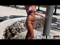 Mofos - Latina Sex Tapes - Latina Lucky Day Off starring  Alliyah Sky