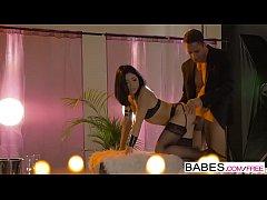 Babes - The Black Corset Odyssey Part 3  starring  Kai Taylor and Rina Ellis clip