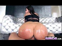 Big Wet Butt Girl (aleksa nicole) In Hardcore Anal Bang On Cam movie-02