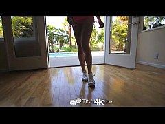 4K Tiny4K - Emma Stoned fucks her man in his office