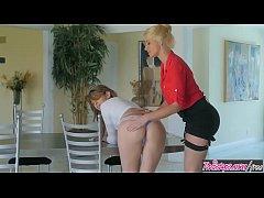 Twistys - Offbeat Job Interview - Anikka Albrit...