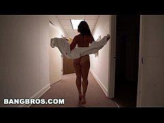 BANGBROS - Anal Drilling Latina Pornstar Kelsi Monroe on Ass Parade