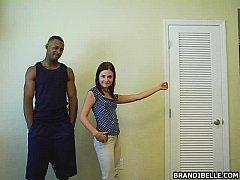 thumb my first black guy   brandi belle