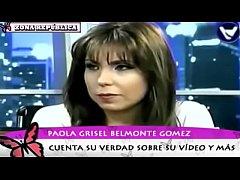 Entrevista Paola Belmonte