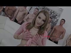 Victoria Daniels anal gangbang SZ1237