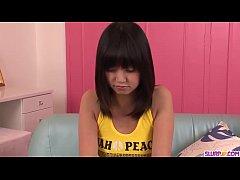 Kotomi Asakura fngern fucking solo play on life cam  - More at Slurpjp.com