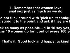 AnalGirls.club PMV I like that DAP anal sex