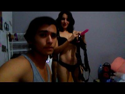Evan y Eva iniciacion porno amateur fetish parte 1/4