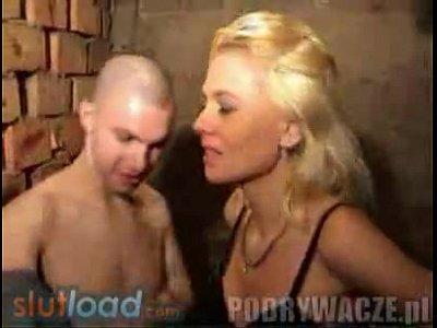 Strange polish Porn Scene