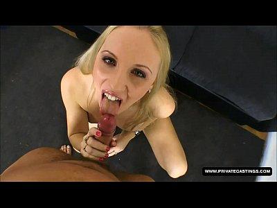 erika angelo pensa che questo porno casting ...
