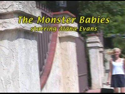 Alana Evans - Babysitter DP