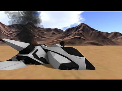 Betrayed, Intergalactic SLUTS S1E9
