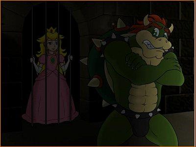 Super Princess... Bitch!?