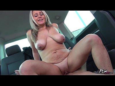 Povbitch Zaira Conner Gets Wild During Hot Car Sex