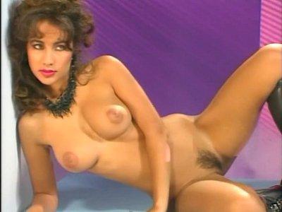 Carla Fernandez - nude photoshoot 90s