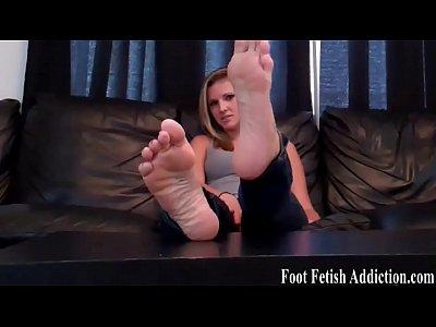 Lesbian, Feet, Foot Fetish #31194069