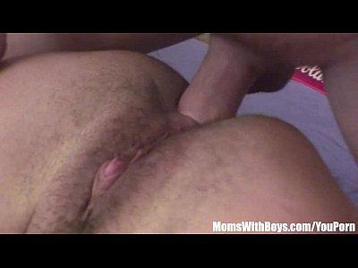 Anally Pounded Grandma Marketa Hardcore Video