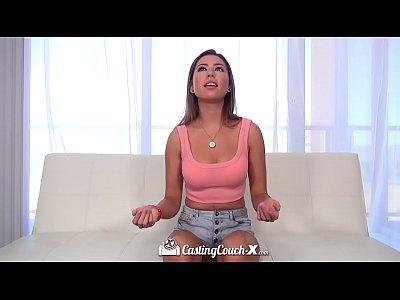 castingcouch x agente di casting scopa ingenuo melissa moore nel primo porno