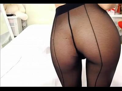 Stockings, sexy, model, Pantyhose, Webcam, Spandex, Lingerie