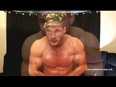 big_cock, oil, Uniform, Fetish, Fantasy, Gay, muscle, Jerking, Solo #26206469