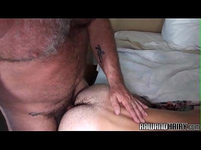 Otter doggystyle barebacked by horny bear