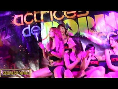 Public hot pornstars in Barcelona