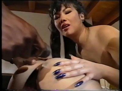 Interracial, Threesome, Asian, Japanese, FFM, bbc #26165827