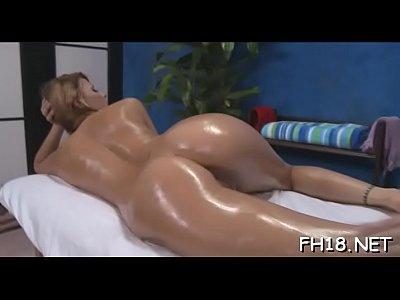 Teen (18+), hardcore, Oil, Blowjob, Orgasm, fucking, tits, petite, rough_sex
