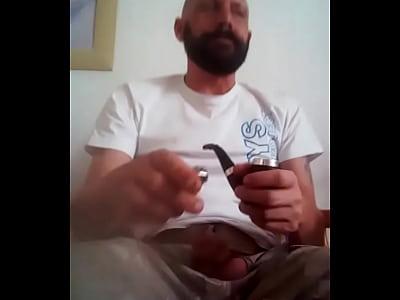 #smoking_cock_amateur_gay_soloboy