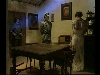 German War Officer Make Order