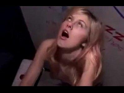 Kasia hot gloryhole blowjob---sexycamgirls.co