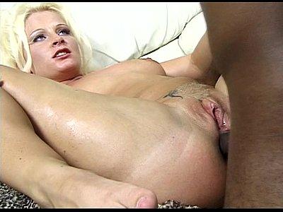 #anal_cumshot_blond_interracial_blowjob_tattoo_fingering_pussy