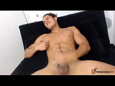 Cumshot, Masturbation, show, amazing, Gay, Amateur, Big Cock, perfect