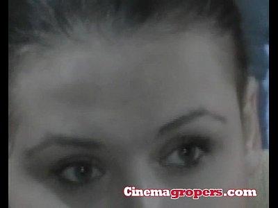 arkida reeves aka Liba aka miranda Cinemagropers red dress