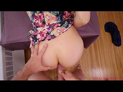 Horny Milf Wants Her Sons Cock - Mommy Needs Me - Meana Wolf