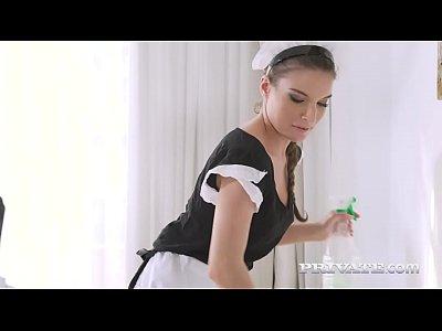 Anita Bellini, anal maid
