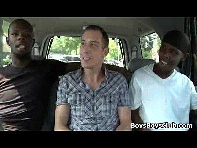 BlacksOnBoys - Interracial hardcore gay porn videos 27