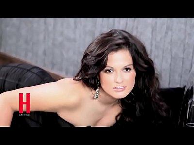 Mariana Echeverría ¡te hará sudar! en H para Hombres de noviembre