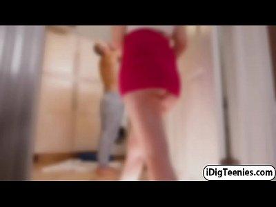 Veronica handles her stepdads huge dick