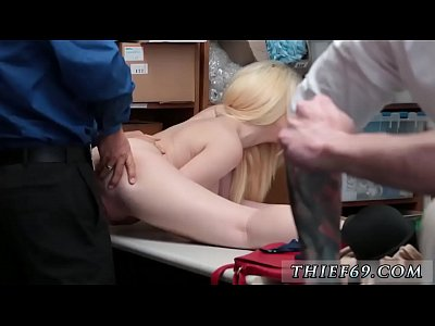 Teen (18+), hardcore, petite, Uniform, Police, Blonde, Gay