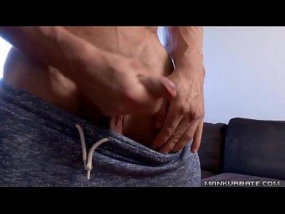 Masturbation, Muscle, Strip, Solo