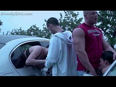 Babe, Pussy, Tits, big_cock, Blowjob, Gangbang, Public, Car, Orgy #27550555