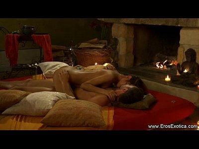 Interracial, Asian, Erotic, Massage, Indian, sensual, Couple